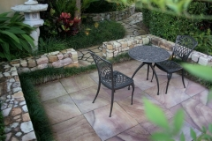 Outdoor Living Areas & Fire Pits